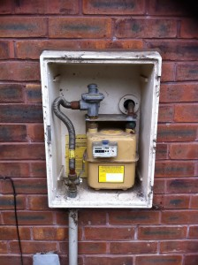 Damaged Meter Box