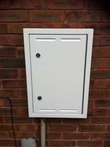 Outdoor Electric Meter Box Outdoor Free Engine Image For