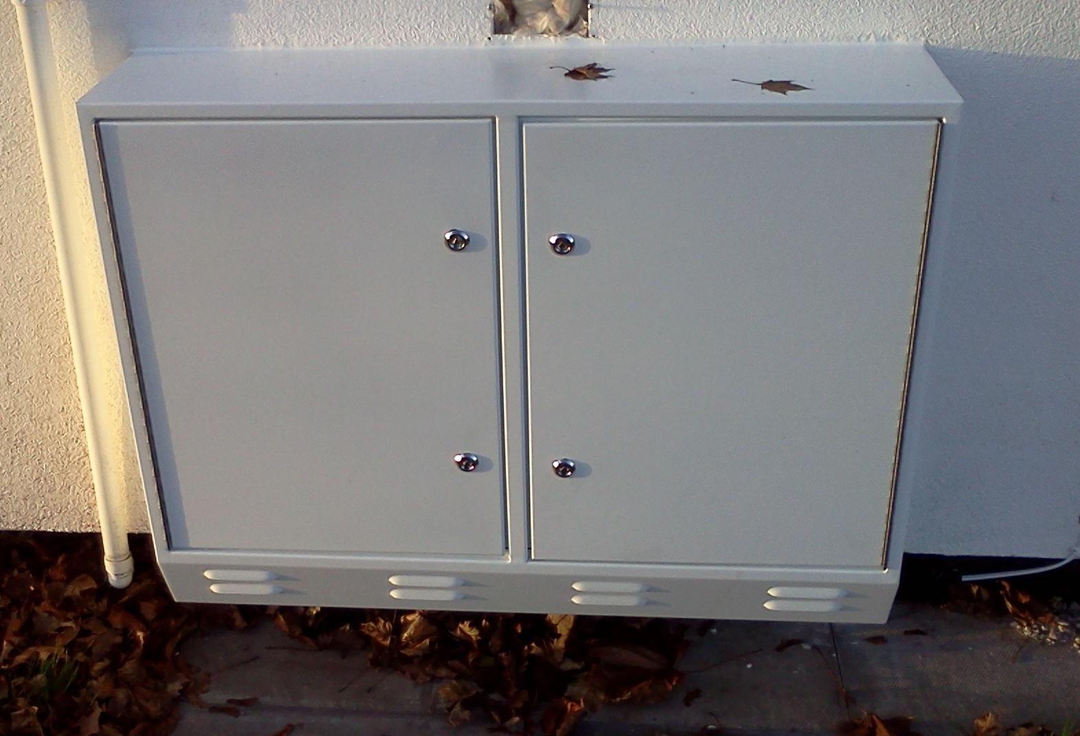 Gas box pod 3