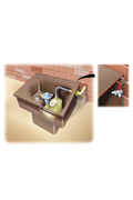 OB10 Gas meter repair boxes