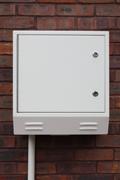 OB2 white gas meter repair boxes