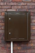 OB6 brown Gas meter repair boxes