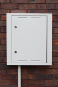 OB6 white gas meter repair boxes