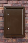 OB7 Brown electric meter repair boxes